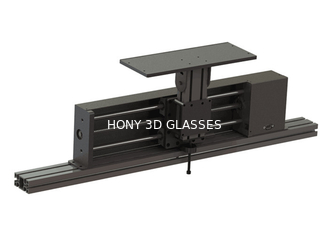 33000 Luminance Circular Polarized 3D Passive System Black For Theater with CE
